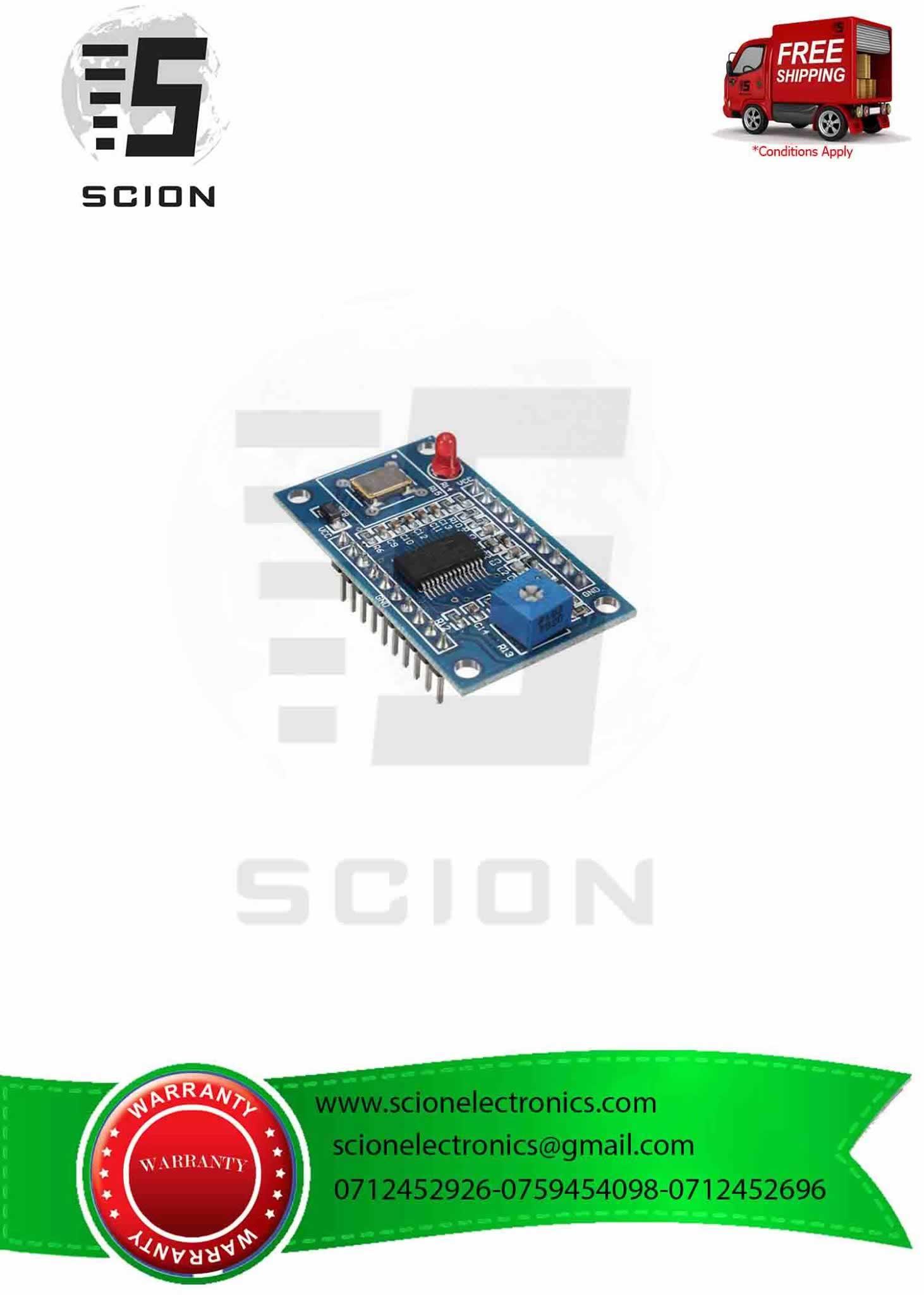 Ad9850 Programming