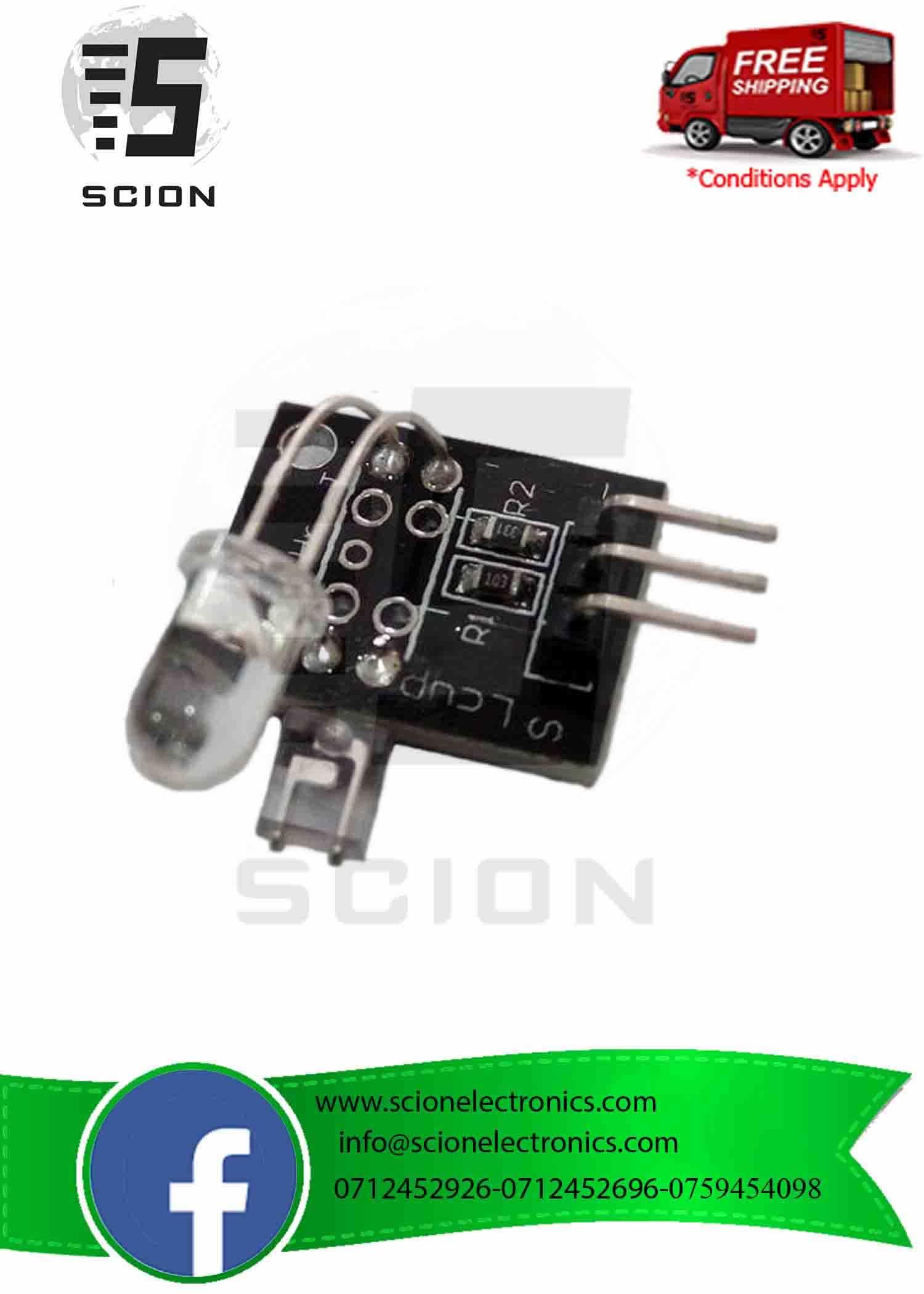 Ir Phototransistor Circuit Infrared Phototransistor