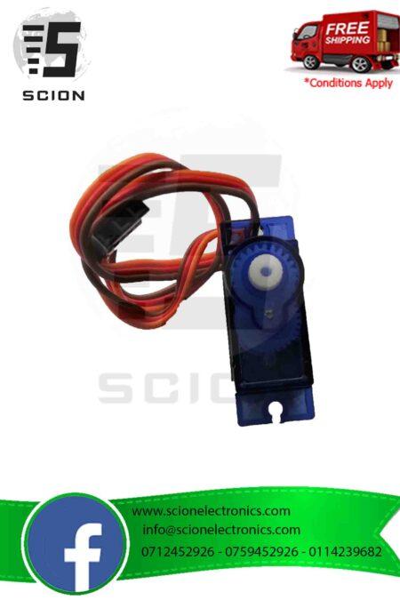 Frasers 9 Steering Gear SG90 9g Towerpro Servo 25cm (360 degree