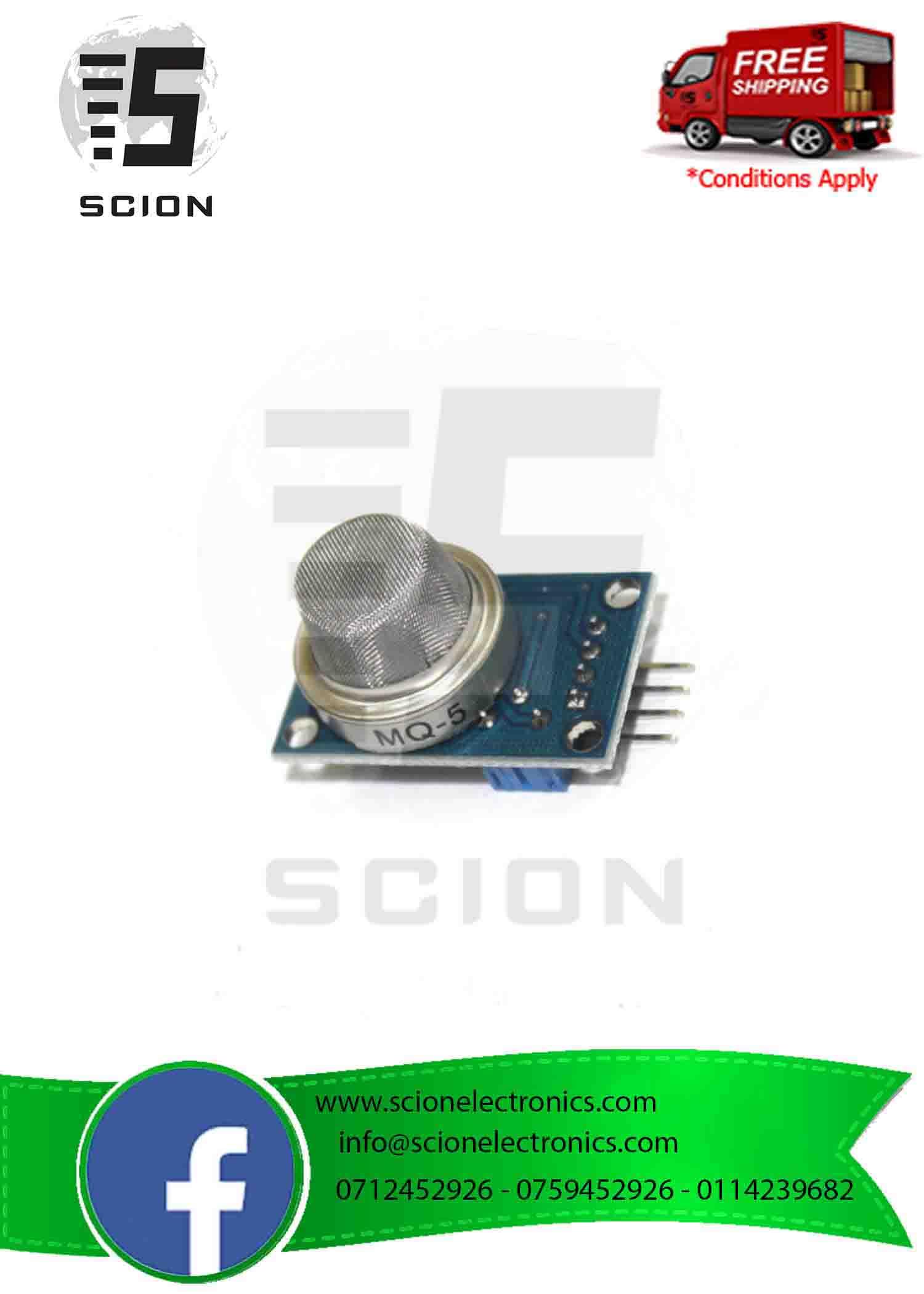MQ5 MQ-5 Gas Sensor Module Lpg Natural Gas Town Gas Methane Butane Propane ct
