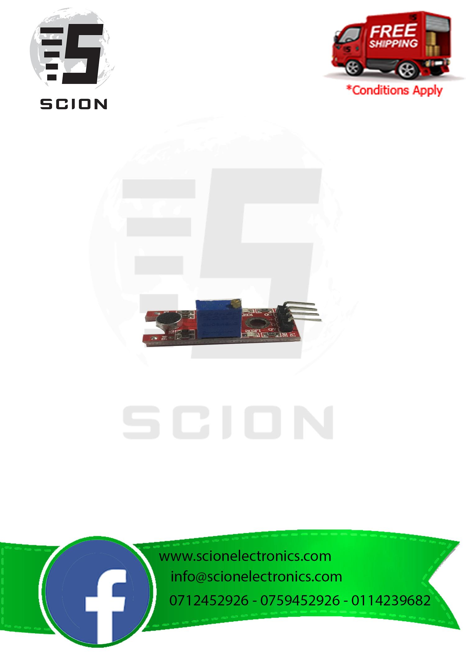 Microphone Sound Sensor Module KY-038