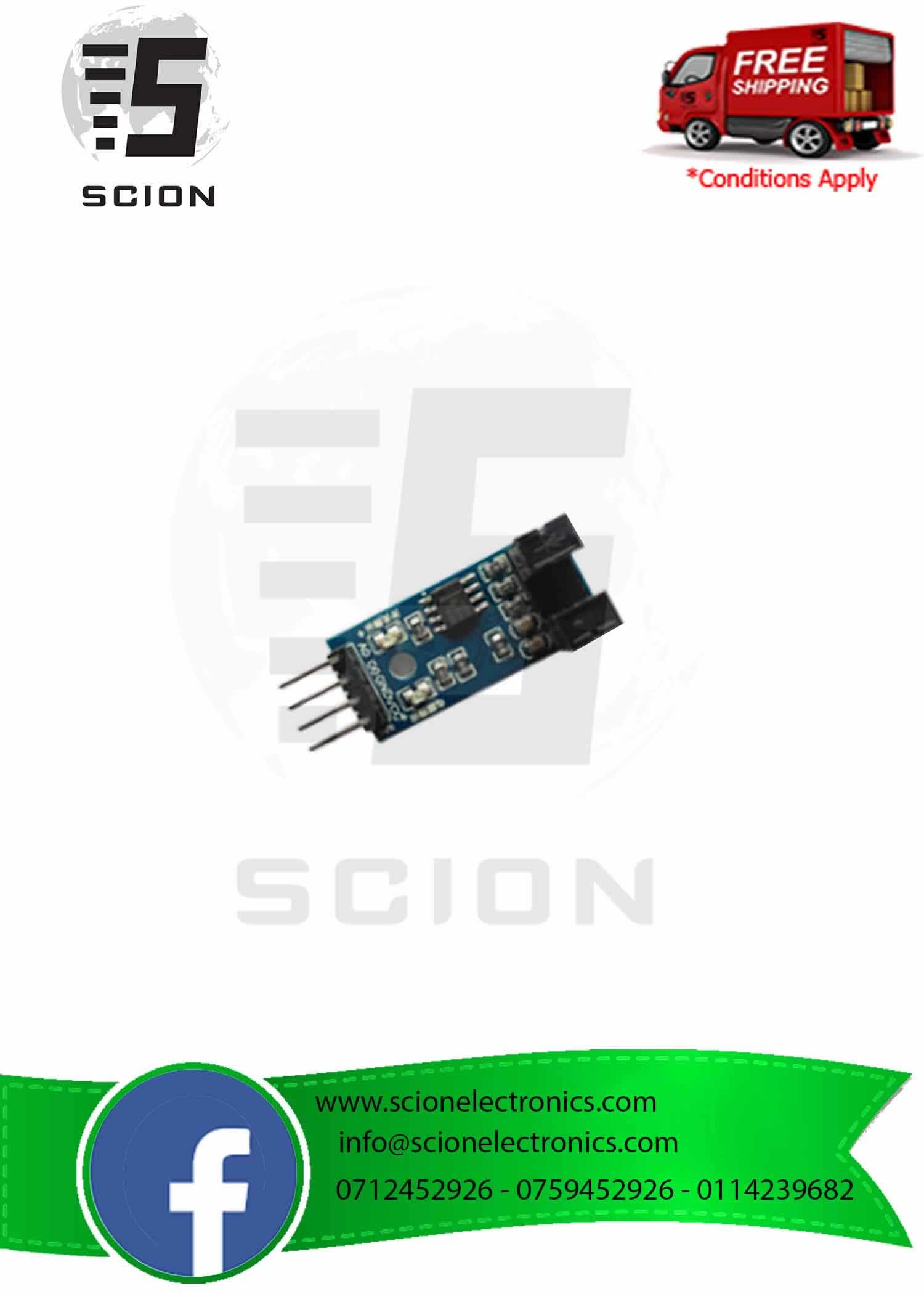 Slot Type IR Optocoupler Speed Sensor Module LM393 for Arduino