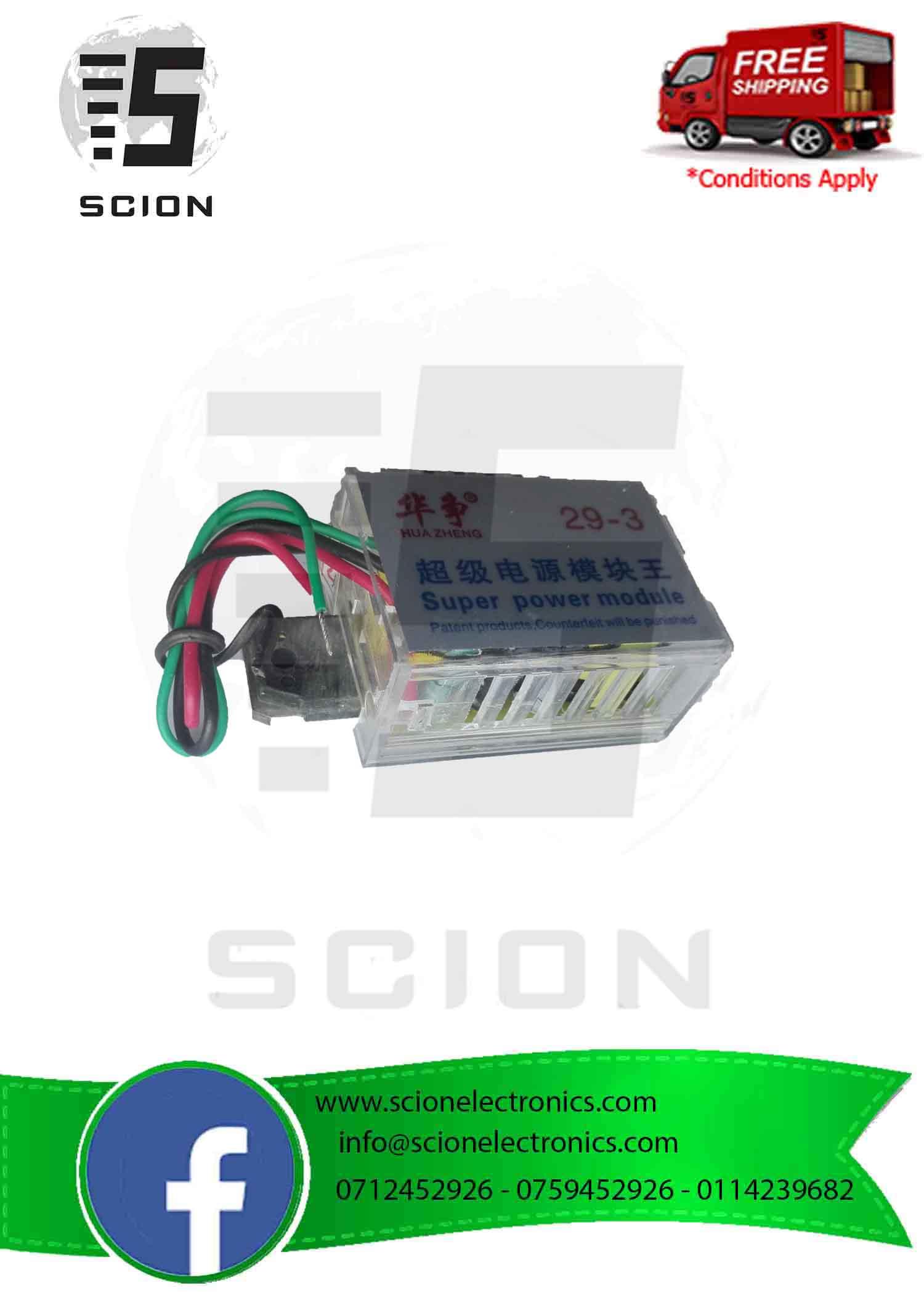 Huazheng CRT TV Universal Three-wire Series Switching ...